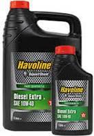 Масло моторное Texaco Havoline Diesel Extra 10W-40  5л