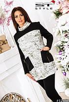 Туника женская с карманами, фото 3