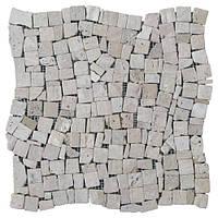 Мраморная мозаика Стар.-Валт. МКР-ХС (хаотичная) 6 мм Travertine Mix 23х15 СВ