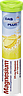Вітамін магній DAS gesunde PLUS Magnesium Brausetabletten, 20 St