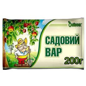Садовый вар Садовник брикет 200 г Агрохимпак