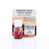 Enterprise Tackle Искусственный Опарыш Pop-Up Enterprise, Ароматизированный (Искусственный опарыш Pop-Up SOLAR ESTER STRAWBERRY, Red(20шт))