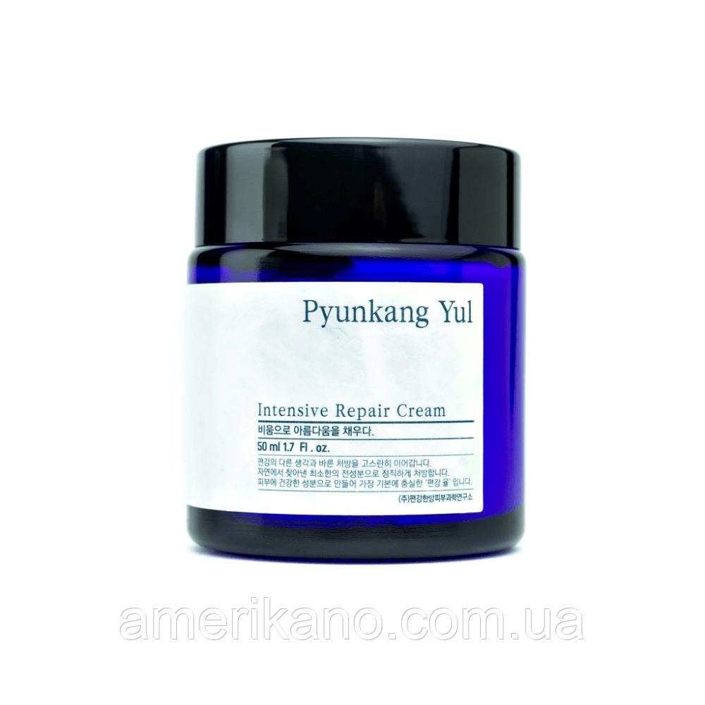 Відновлюючий крем з пептидами і керамідами PYUNKANG YUL Intensive Repair Cream, 50 мл