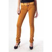 Женские джинсы LOUIS VUITON 8033-хаки