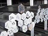 Шестигранник нержавеющий 11 мм сталь 12Х18Н10Т, фото 3
