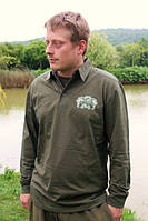Nash Рубашка с рукавами Nashy Long Sleeve Polo Size L
