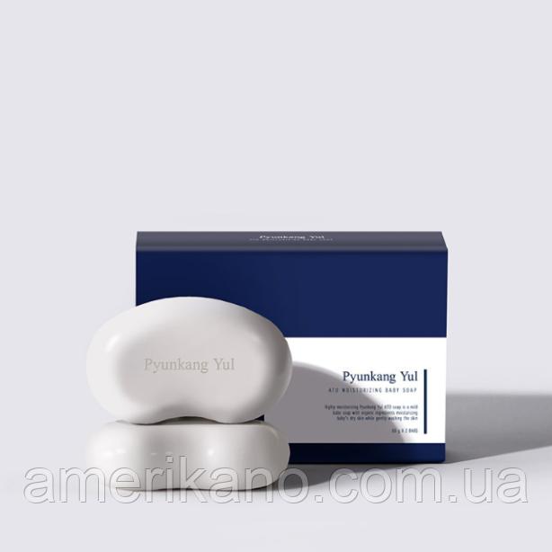 Увлажняющее детское мыло Pyunkang Yul Ato Moisturizing Baby Soap