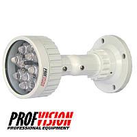 ИК прожектор направленного действия Profvision PV-LED12-S