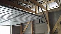 Автоматические подъемные гаражные ворота