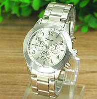 Стильные женские часы GENEVA  Женева, фото 1