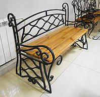 Размеры садовой скамейки