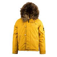 Зимняя мужская куртка N-2B 01N Parka Alpha industries (Альфа индастриз), фото 1