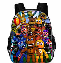 Рюкзак шкільний міської FNAF 5 ночей з Фредді