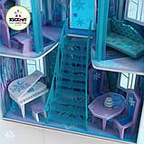 """Ляльковий замок KidKraft Frozen Ice Castle, """"Крижане серце"""", фото 3"""