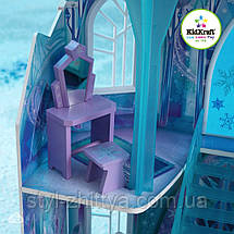 Ляльковий замок KidKraft Frozen Ice Castle, фото 3