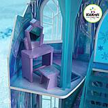 """Ляльковий замок KidKraft Frozen Ice Castle, """"Крижане серце"""", фото 5"""
