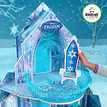 Ляльковий замок KidKraft Frozen Ice Castle, фото 2