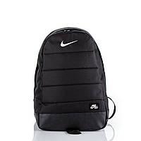 Школьный портфель Nike Air / Найк черный городской рюкзак / Вместительна спортивная сумка унисекс