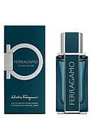 Чоловічий парфум, оригінал Salvatore Ferragamo Intense Leather 100 мл (tester)