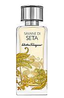 Женский новый аромат, оригинал Salvatore Ferragamo Savane di Seta 100 мл (tester)