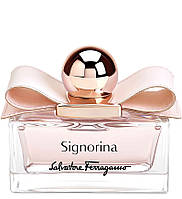 Женские духи, оригинал Salvatore Ferragamo Signorina 100 мл (tester)
