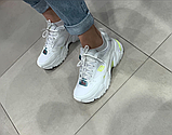 Стильні білі міські кросівки skechers, фото 2