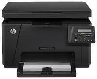 Принтер МФУ HP Color LaserJet Pro M176n