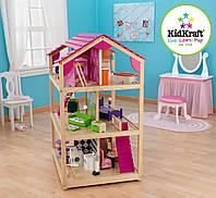 Великий ляльковий будинок KidKraft So Chic, фото 1