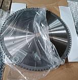 Диск пильний металевий Ф 355 мм 25,4 90T (по металу), фото 3