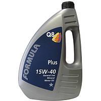 Масло моторное 15w40 ( 4л ) минеральное (Q8 Formula Plus) (API: SL/CF) (ACEA:A2/B2/A3/B3)