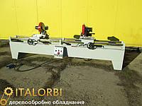 Куторіз OMGA TR2A(двохстороння торцовка)