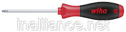 Отвертка T10 х 80 мм TORX® круглое жало SoftFinish Wiha 01290