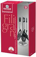 Набор кухонных аксессуаров RONDELL Filigran 6 предметов RD-1424