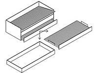 Ящик к кровати-дивану MAGNOLIA (Vox meble)