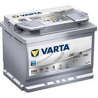 Аккумулятор Varta SILVER dynamic 60Ah 540A