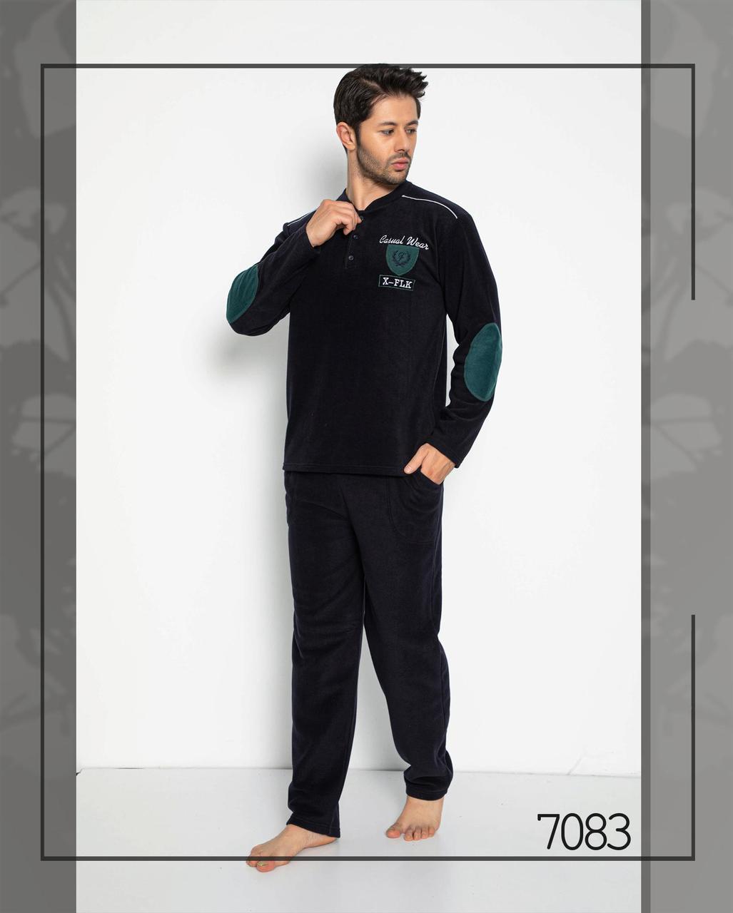 Мужская пижама теплая Tadeo