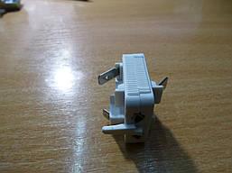 Позисторное реле уневерсальное плоске NECCHI (1/12 - 1/2 Hp ) 2 контакту ,RLY 007UN Італія