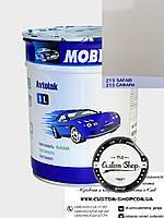 Автоэмаль MOBIHEL алкидная  (1К) цвет 215-Сафари, 1л