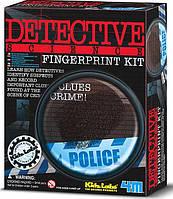 Игра Научная Набор шпиона. Отпечатки пальцев 00-03248 4М