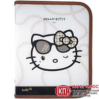 Папка на молнии В5 Hello Kitty Diva Kite, HK13-203-2К