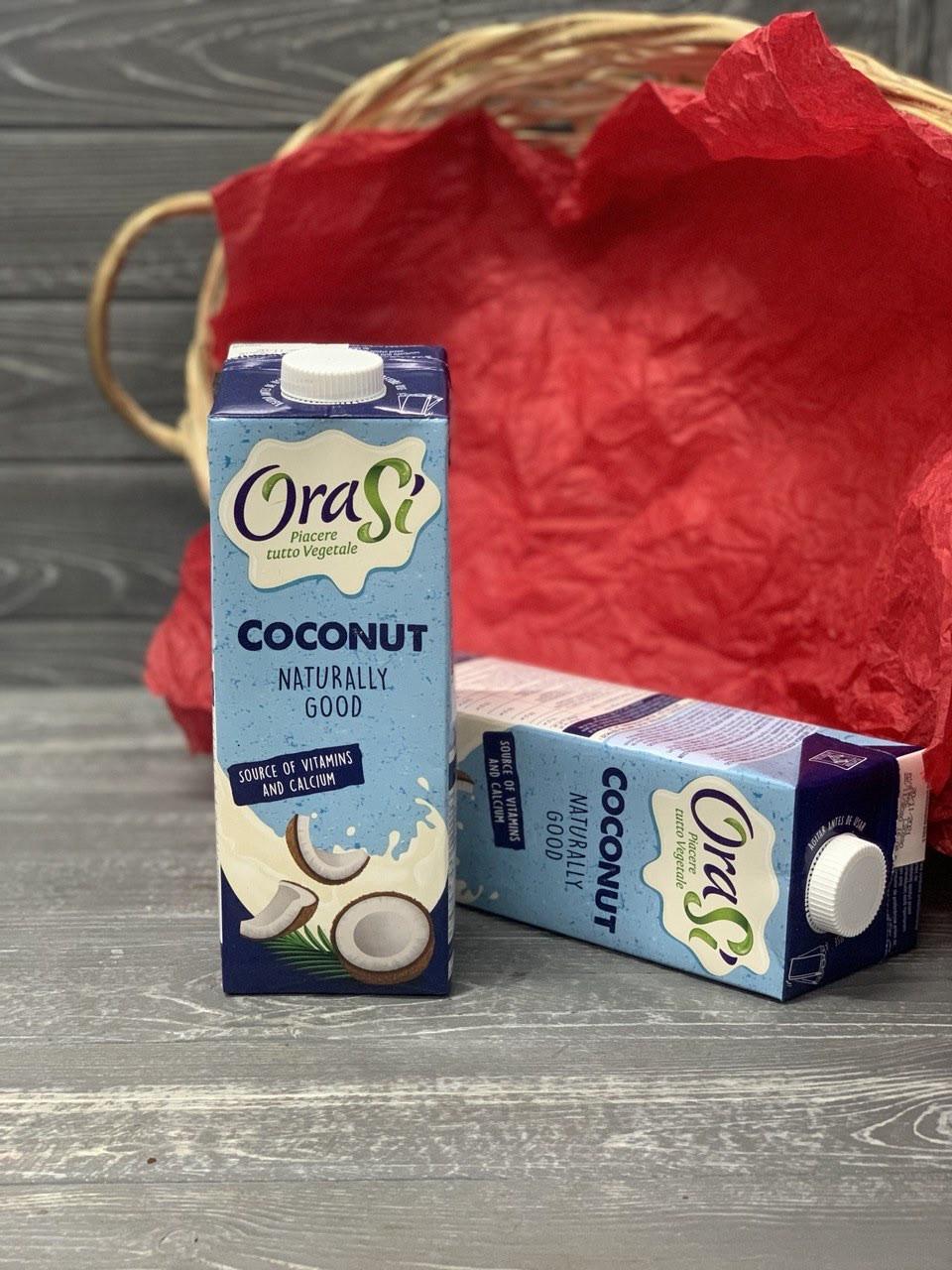 Кокосове молоко OraSi Coconut 1 L