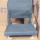 М'яке поворотне крісло для ло дкі ПВХ, фото 2