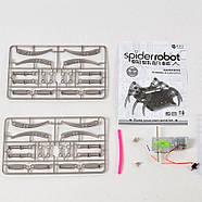 Дитячий конструктор складання рухомого павука, фото 4
