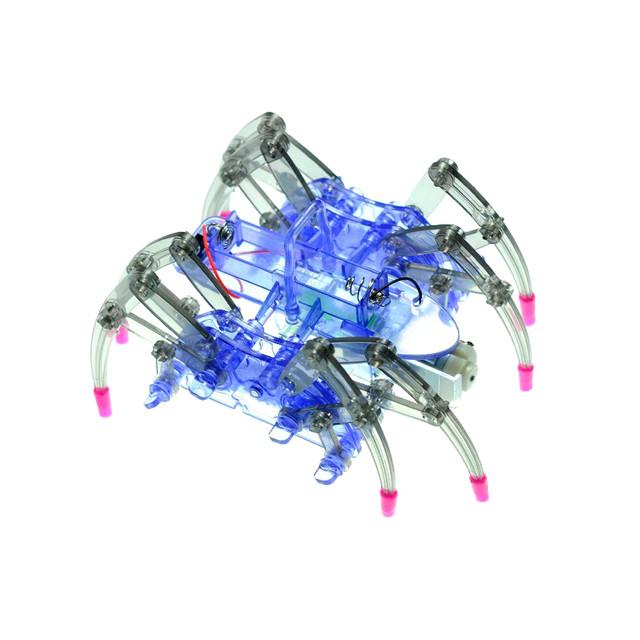 Дитячий конструкт збірка рухомого павука