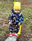 Купить детский осенне-весенний комбинезон трансформер, фото 4