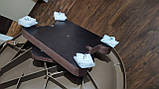 Пластикове крісло для човни ПВХ з поворотним механізмом, фото 6