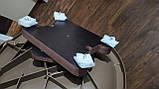 Пластиковое кресло для лодки ПВХ с поворотным механизмом, фото 6