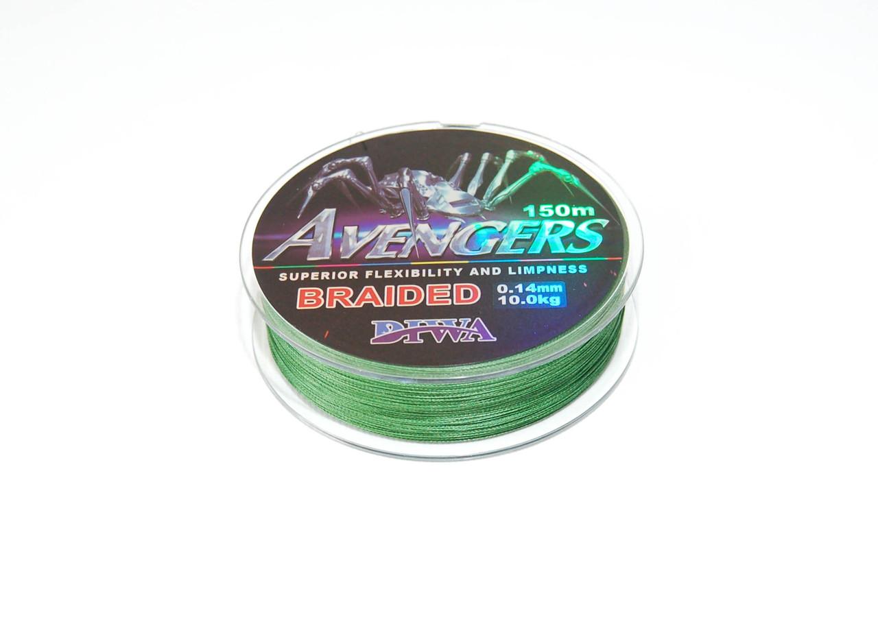 Шнур Diwa Avengers 0.18мм150м
