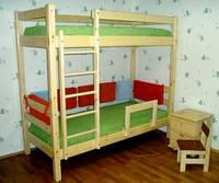 Двухъярусная кровать детская «Ирель-Комфорт»