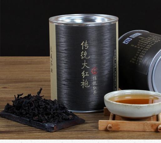 Улун Da Hong Pao Wuyi премиум китайский чай 100гр.